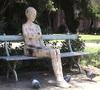 Breadstatue